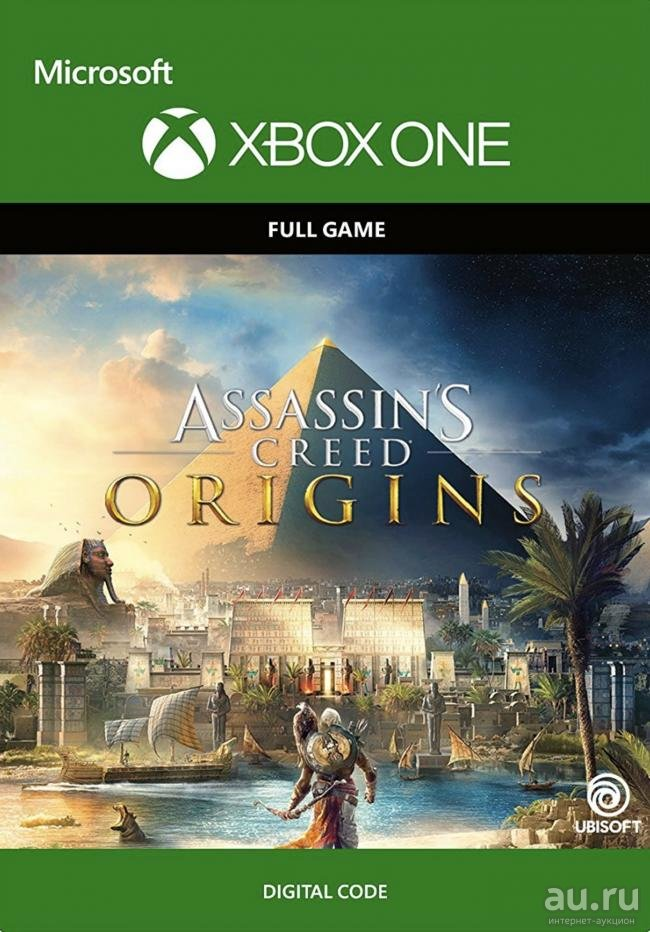 ✅Assassin's Creed® Истоки Xbox One Код / Ключ 🔑🌍