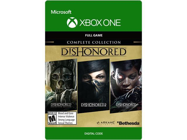 Dishonored: Complete Collection Xbox one Ключ🌍🔑