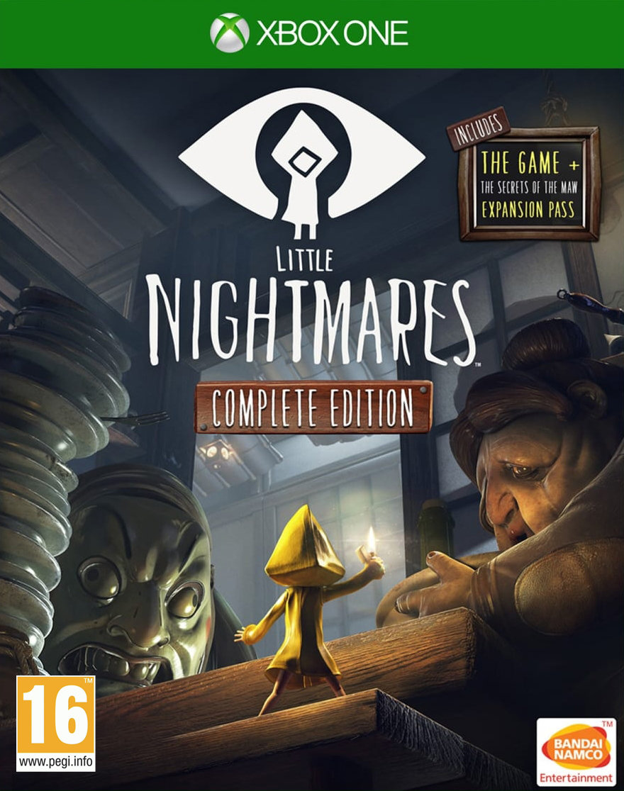 Little Nightmares Complete Edition Xbox One Ключ🌍🔑
