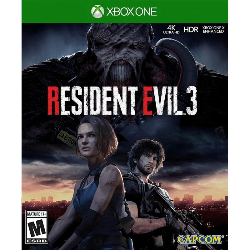 resident evil 3 Xbox One Цифровой Ключ 🌍🔑