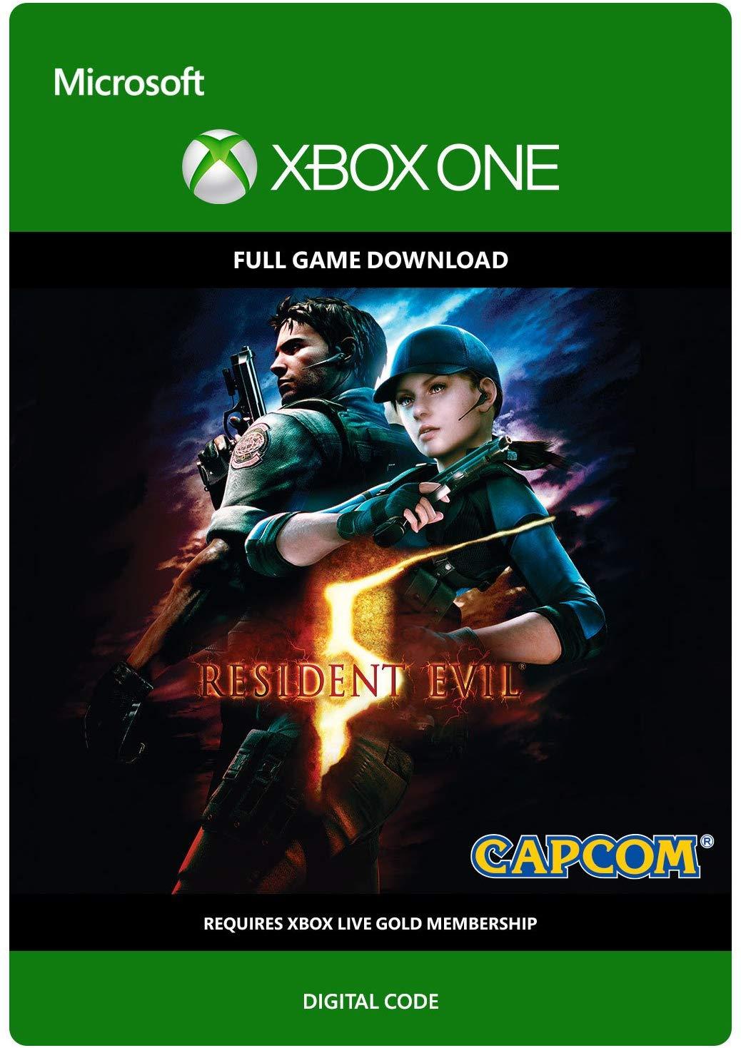 Resident Evil 5 Xbox One Ключ Активации🌍🔑