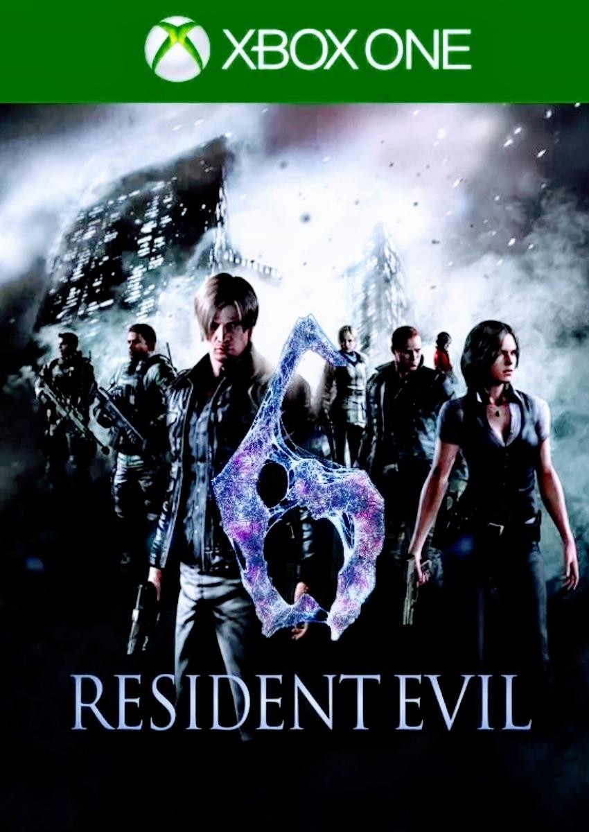 Resident Evil 6 Xbox One Ключ 🌍🔑