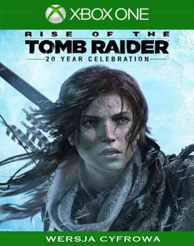 Rise of the Tomb Raider: 20 Year Celebration Xbox One🔑
