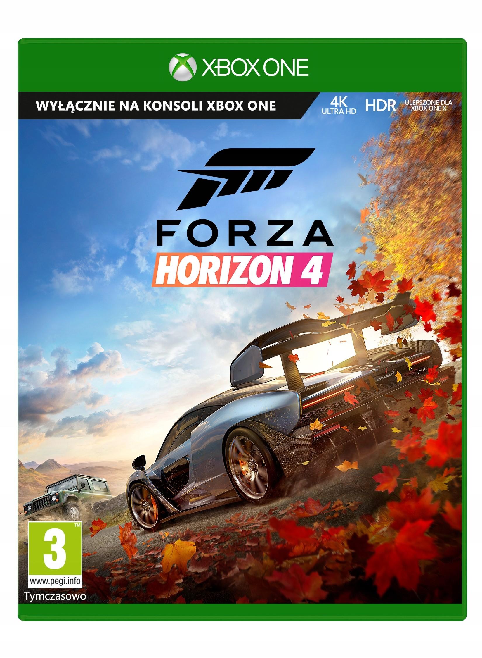 Forza Horizon 4: СТАНДАРТ XBOX ONE / PC Win10 Ключ 🔑
