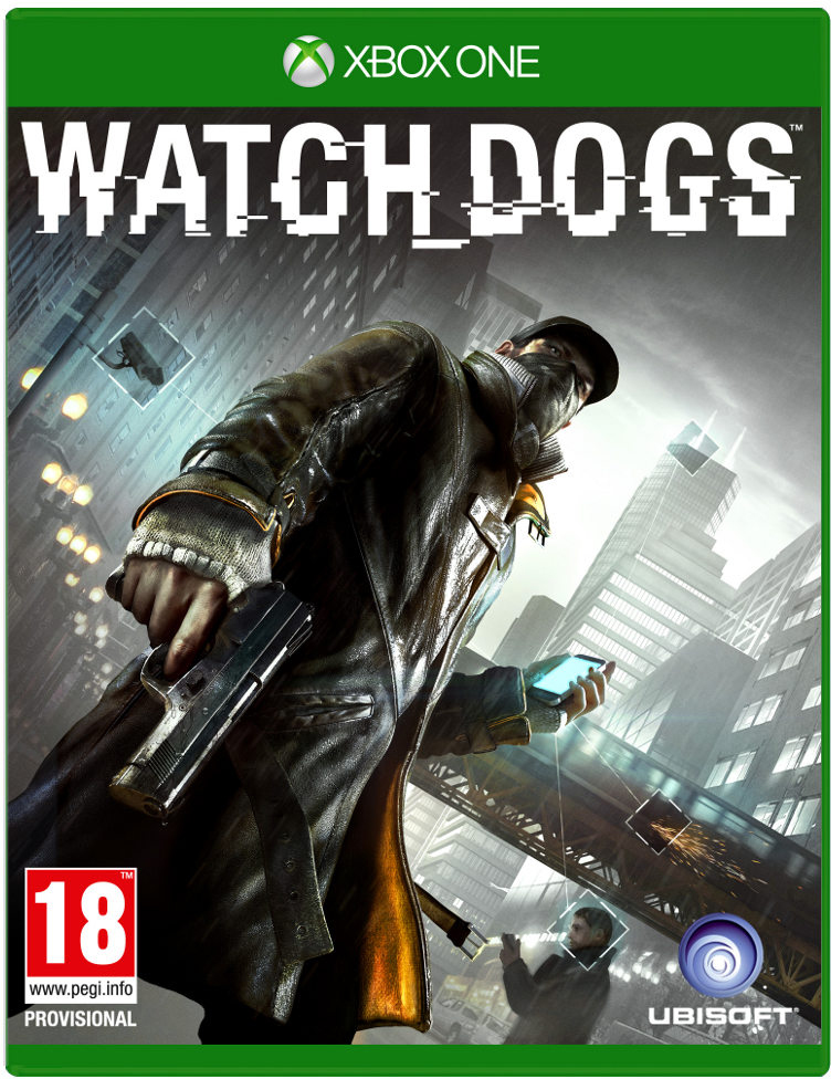 Watch dogs Xbox One Цифровой Ключ🔑🌎