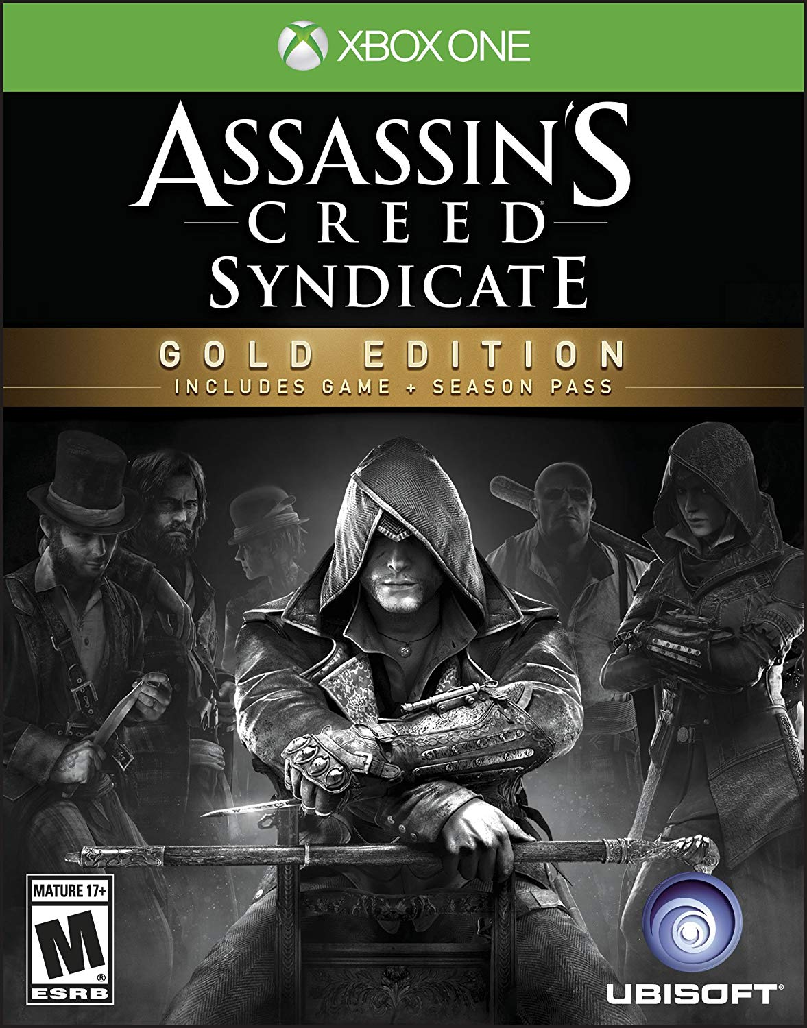 Assassin's Creed® Syndicate Gold Edition Xbox Ключ