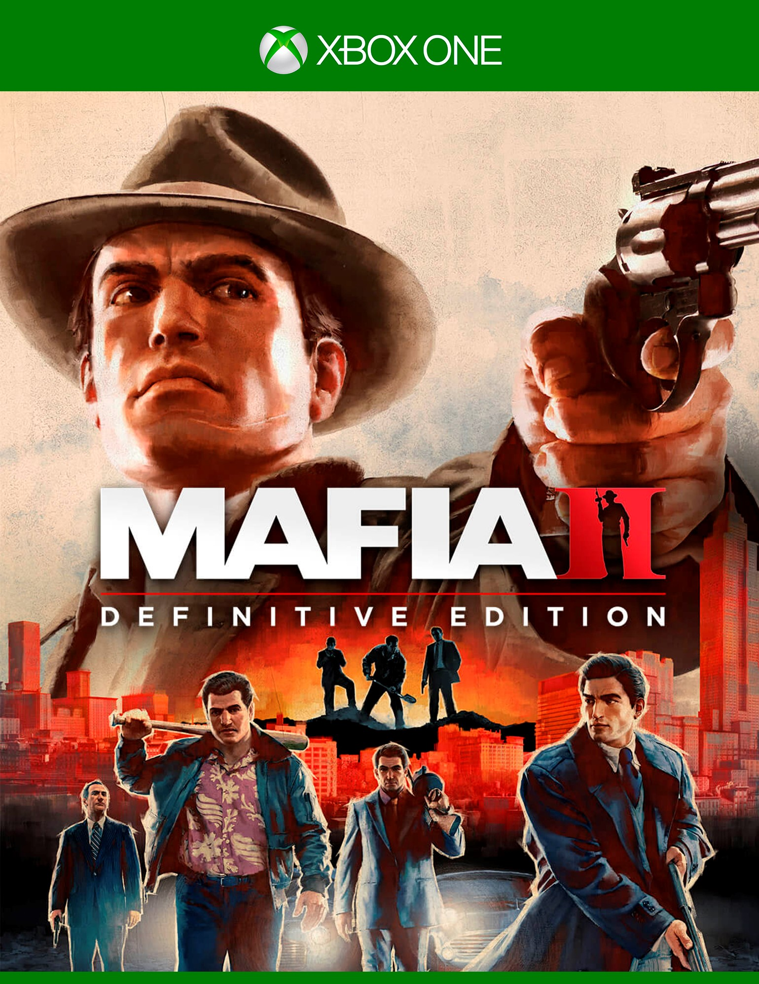 Mafia 2 Definitive Edition xbox one ключ🔑🌎