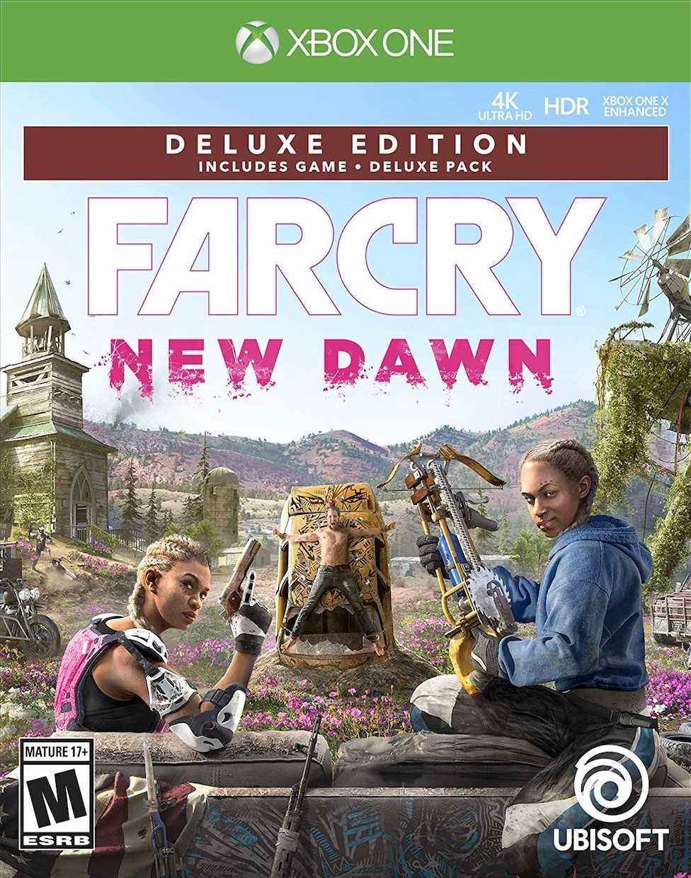 Far Cry® New Dawn Deluxe Edition XBOX ONE|X|S 🔑