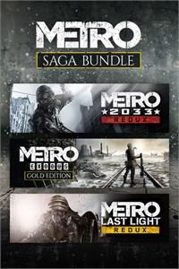 Metro Saga Bundle Xbox One X/S Цифровой Ключ🔑🌍