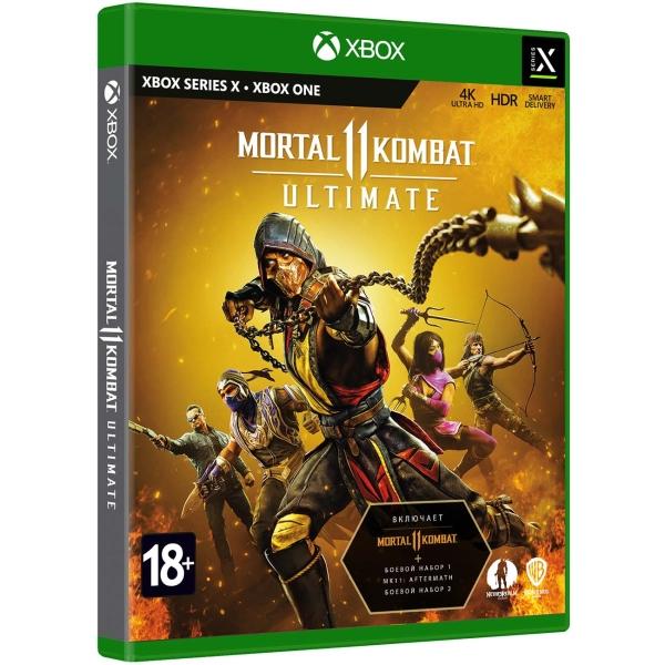 Mortal Kombat 11 ULTIMATE Xbox One X/S Key🌍🔑