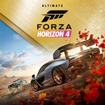 Forza Horizon 4: Ultimate XBOX ONE / PC Win10 Ключ