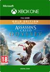 Assassin´s Creed Одиссея – GOLD EDITION XBOX ONE Ключ