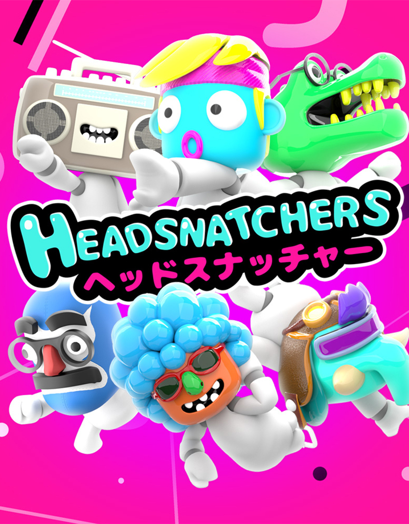 Headsnatchers (Steam key) -- Region free