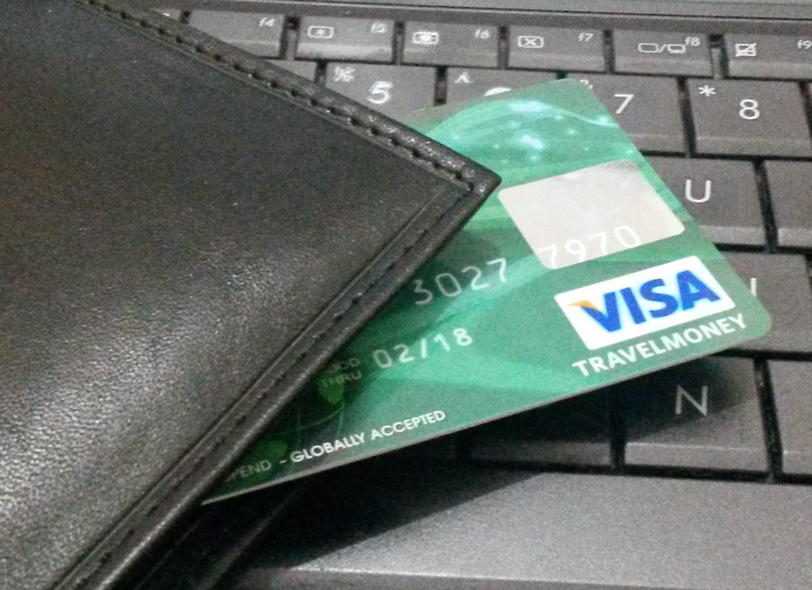 $100 Physical Prepaid Visa Card (Card Scan & Statement)