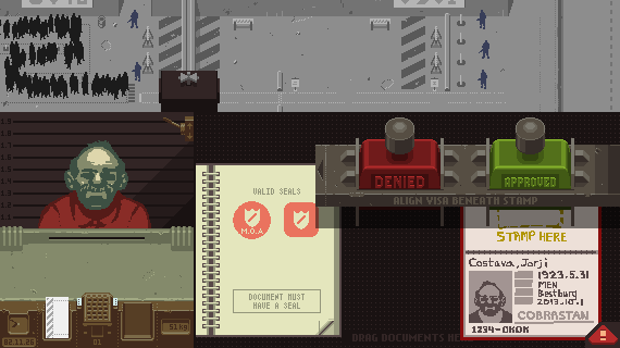 Papers, Please - STEAM GIFT / REGION RU + CIS