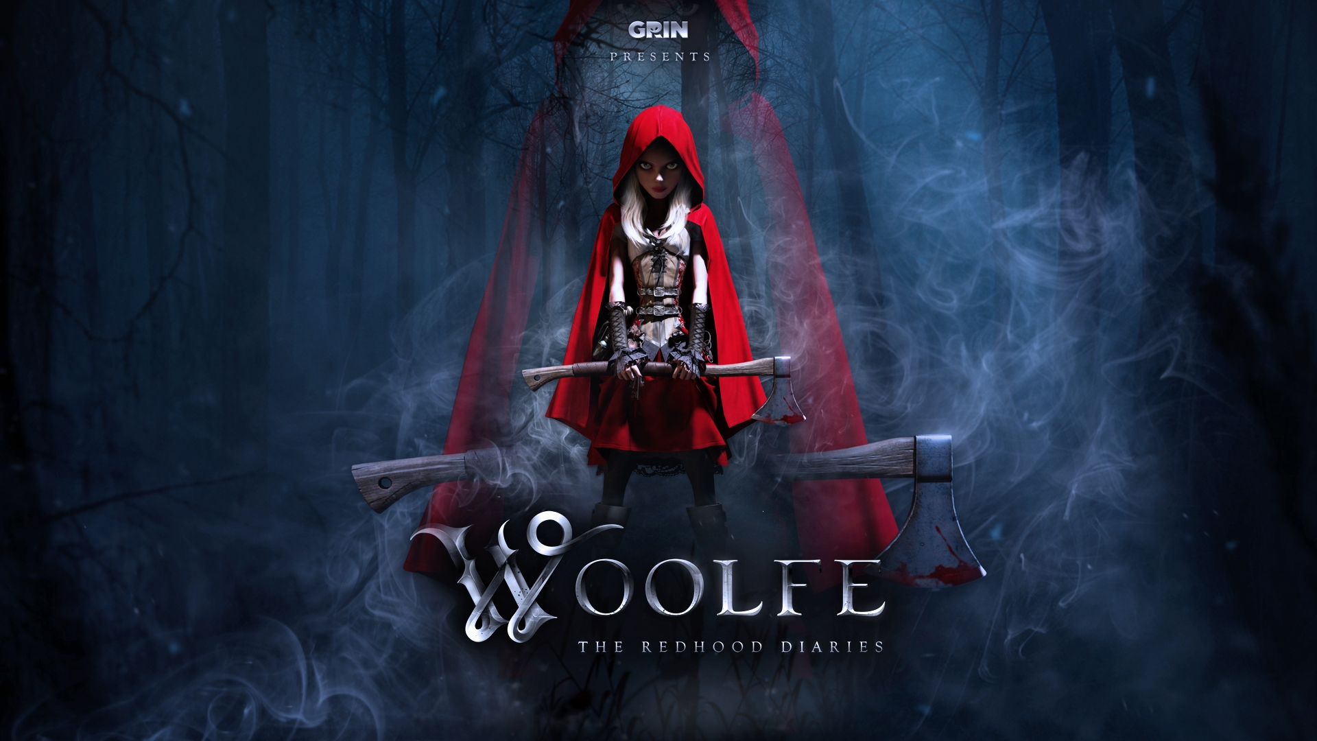 Woolfe - The Red Hood Diaries(Steam Gift \ RU + CIS)