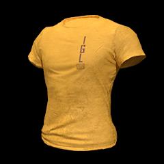 IGL T-shirt - Region free 2019