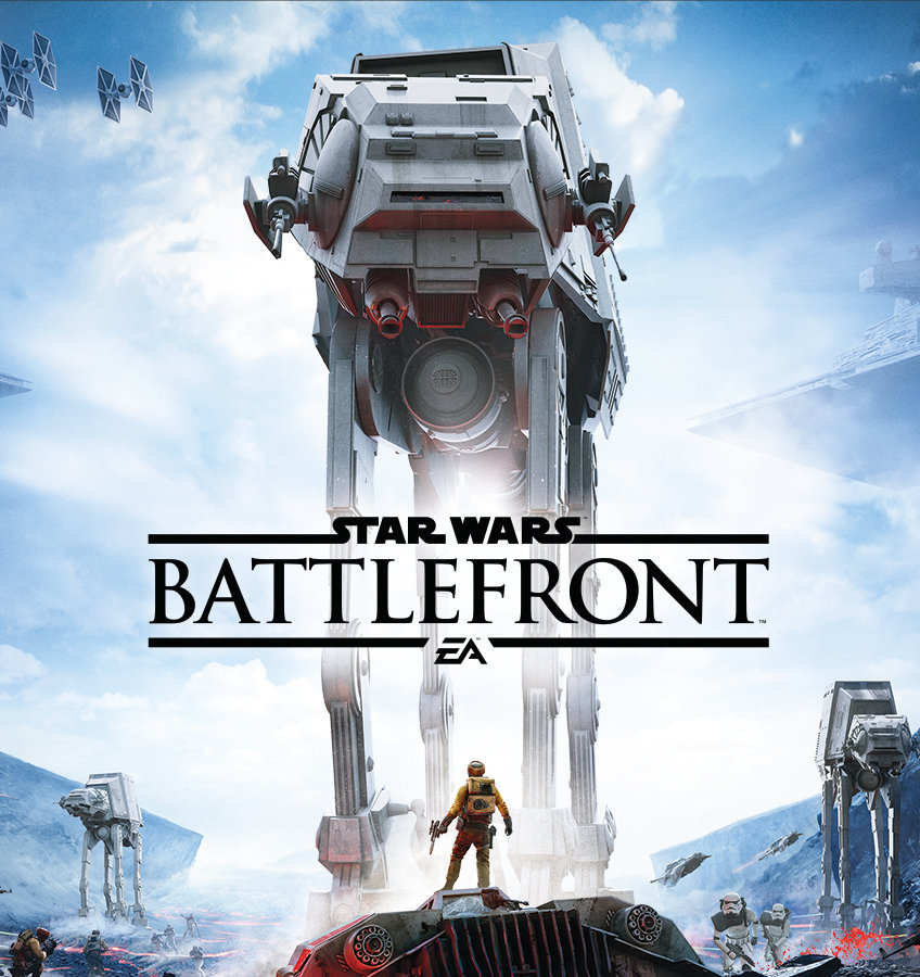 Star Wars: Battlefront PC  (ORIGIN KEY/RU)
