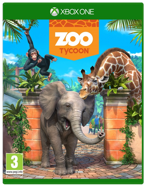 Zoo Tycoon for Xbox One-code to download the full versi