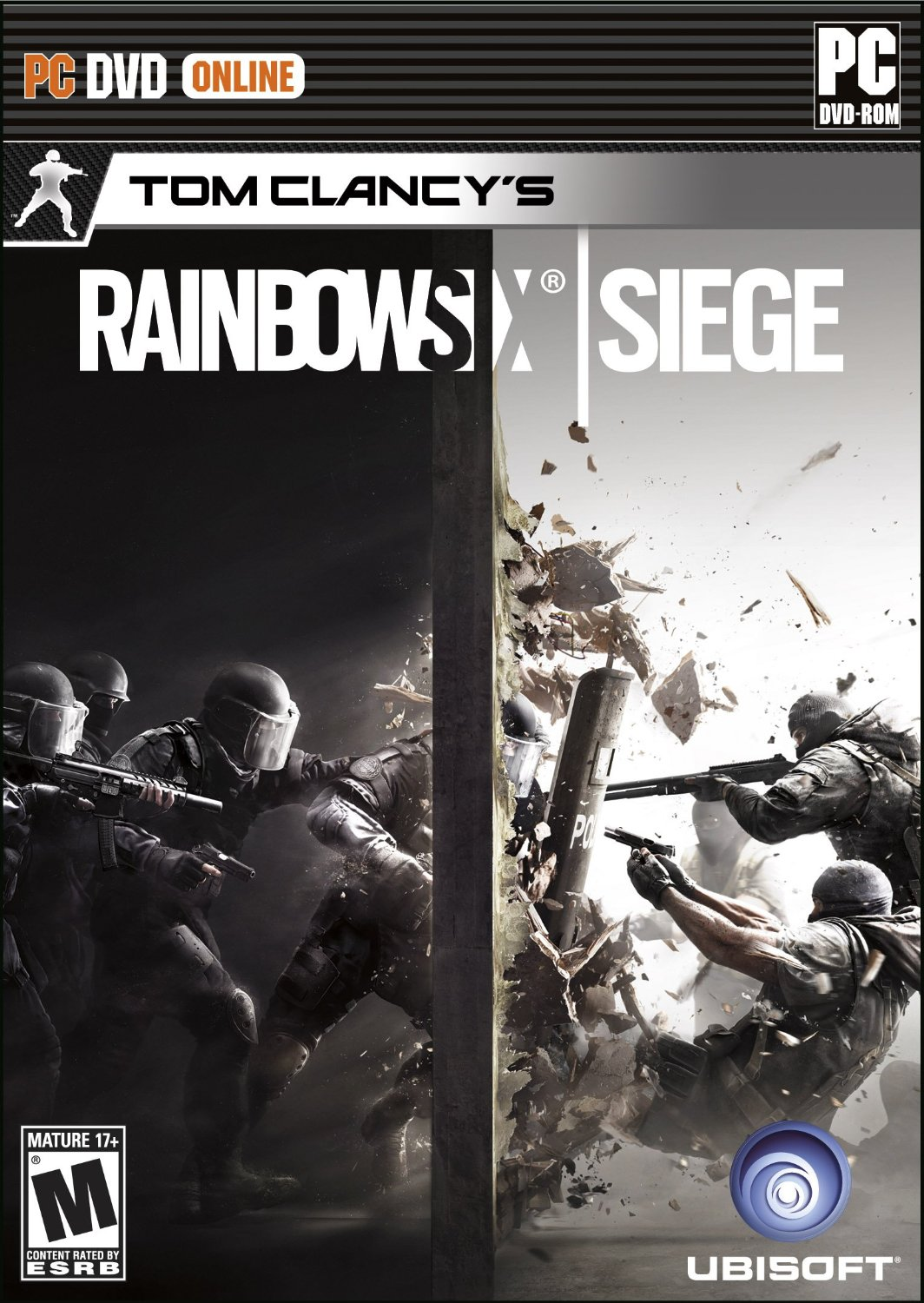Tom Clancys Rainbow Six: Осада /Siege  (Uplay)