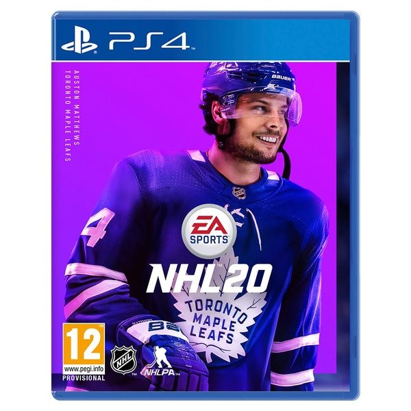 NHL 20 PS4 Download Code