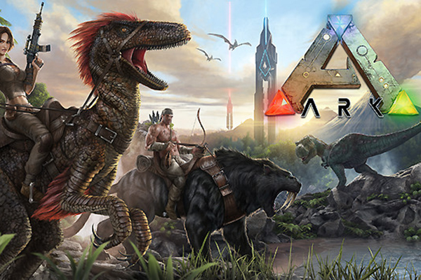 Ark: survival evolved (Account)