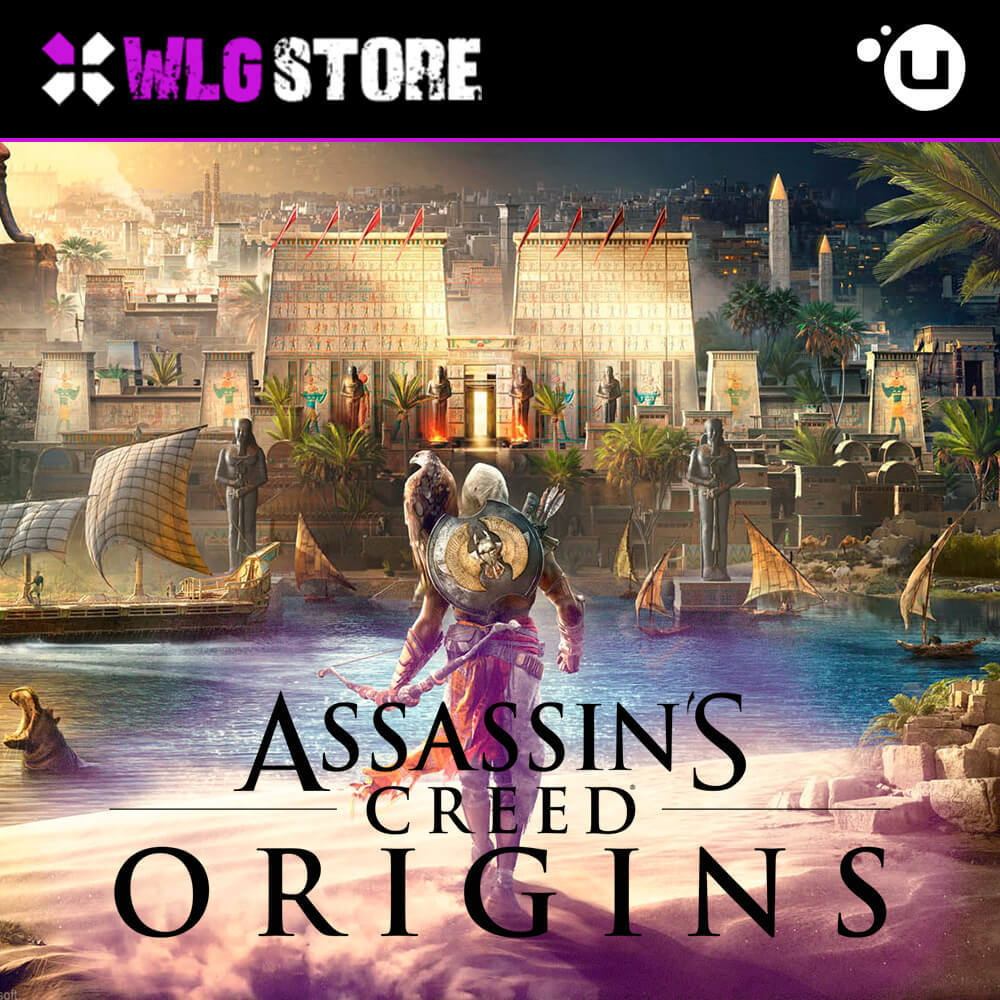 Assassin´s Creed Origins [REGION FREE] Uplay