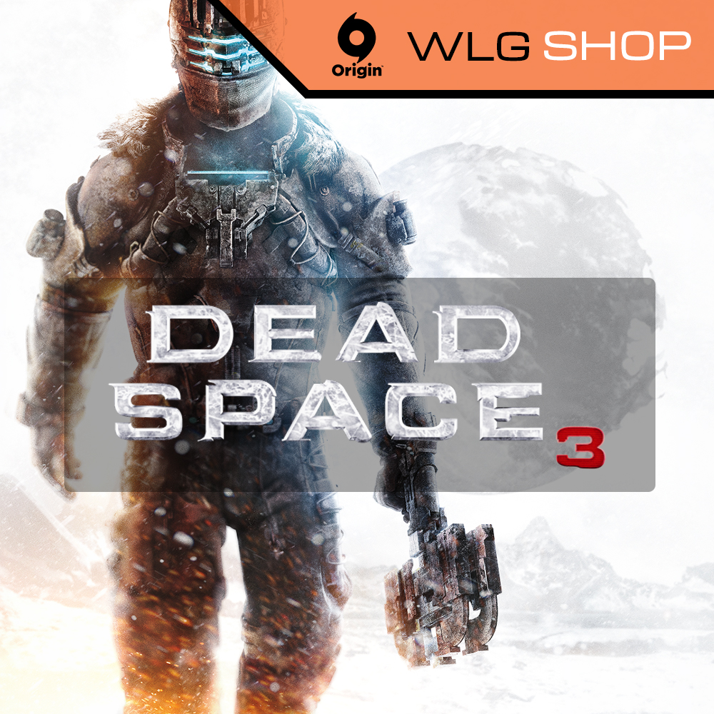 DEAD SPACE 3 | REGION FREE | Warranty &#128142