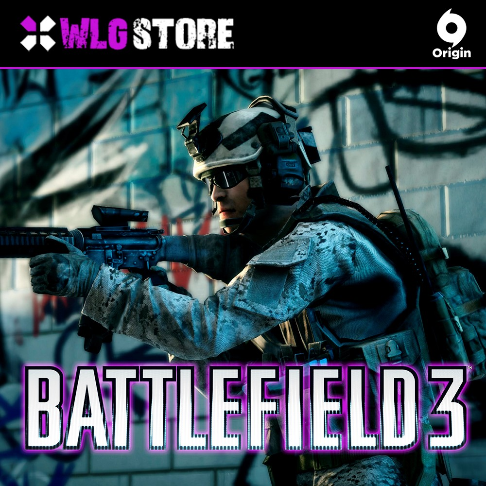 BATTLEFIELD 3 |WARRANTY| Origin