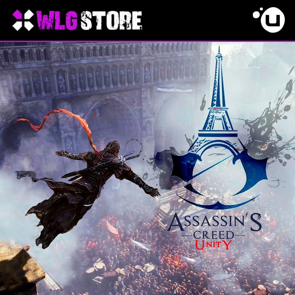 ASSASSIN'S CREED UNITY | REGION FREE | UPLAY