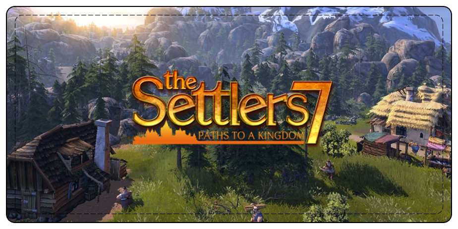 The Settlers 7 | Region free | Uplay