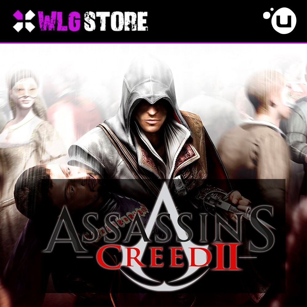 Assassin´s Creed 2 [ГАРАНТИЯ] UPLAY