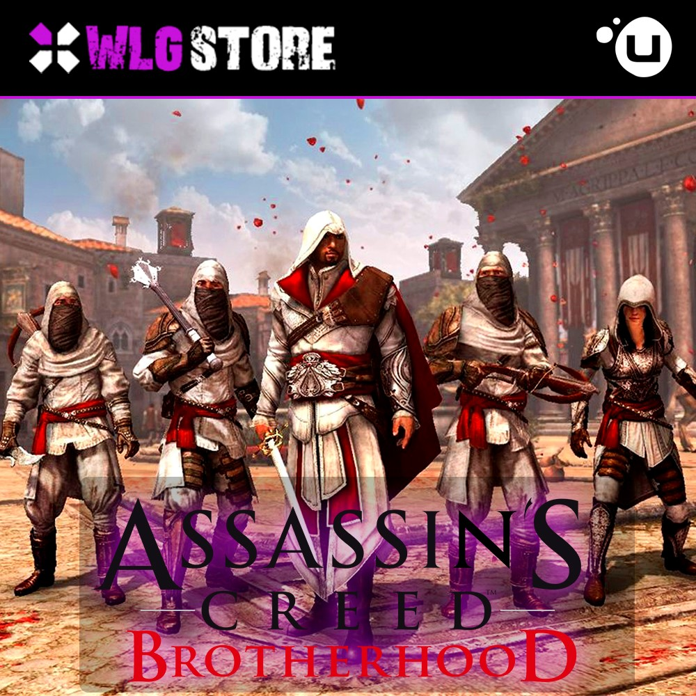 Assassin´s Creed Brotherhood [Warranty+Discount] Uplay