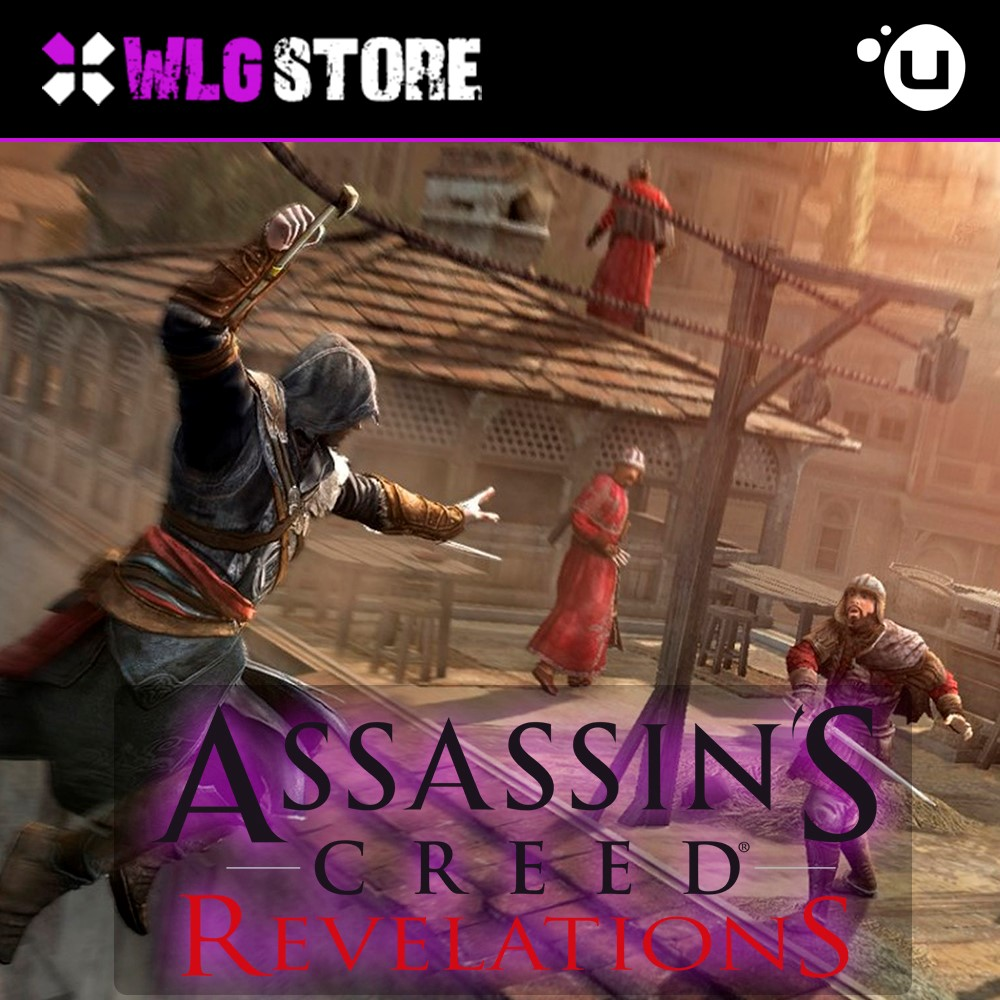 Assassin´s Creed REVELATIONS [Гарантия] Uplay