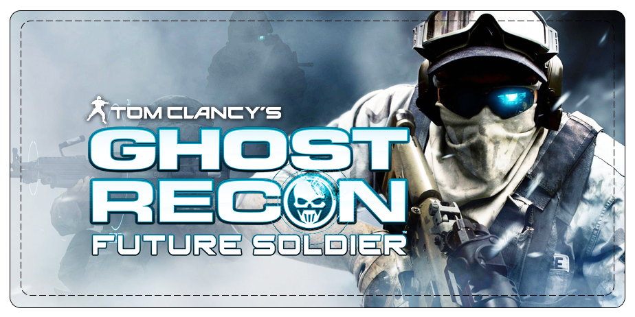 Tom Clancy´s Ghost Recon: Future Soldier [Guarantee]