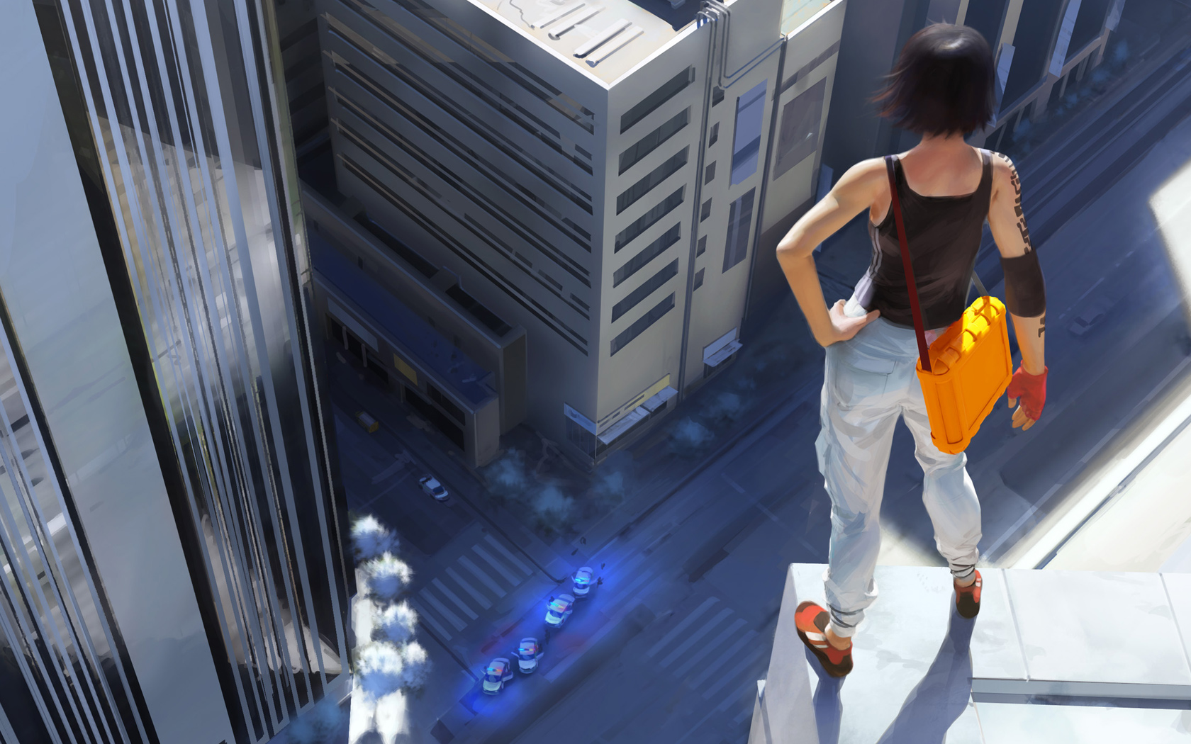 Mirror´s Edge [Guarantee]