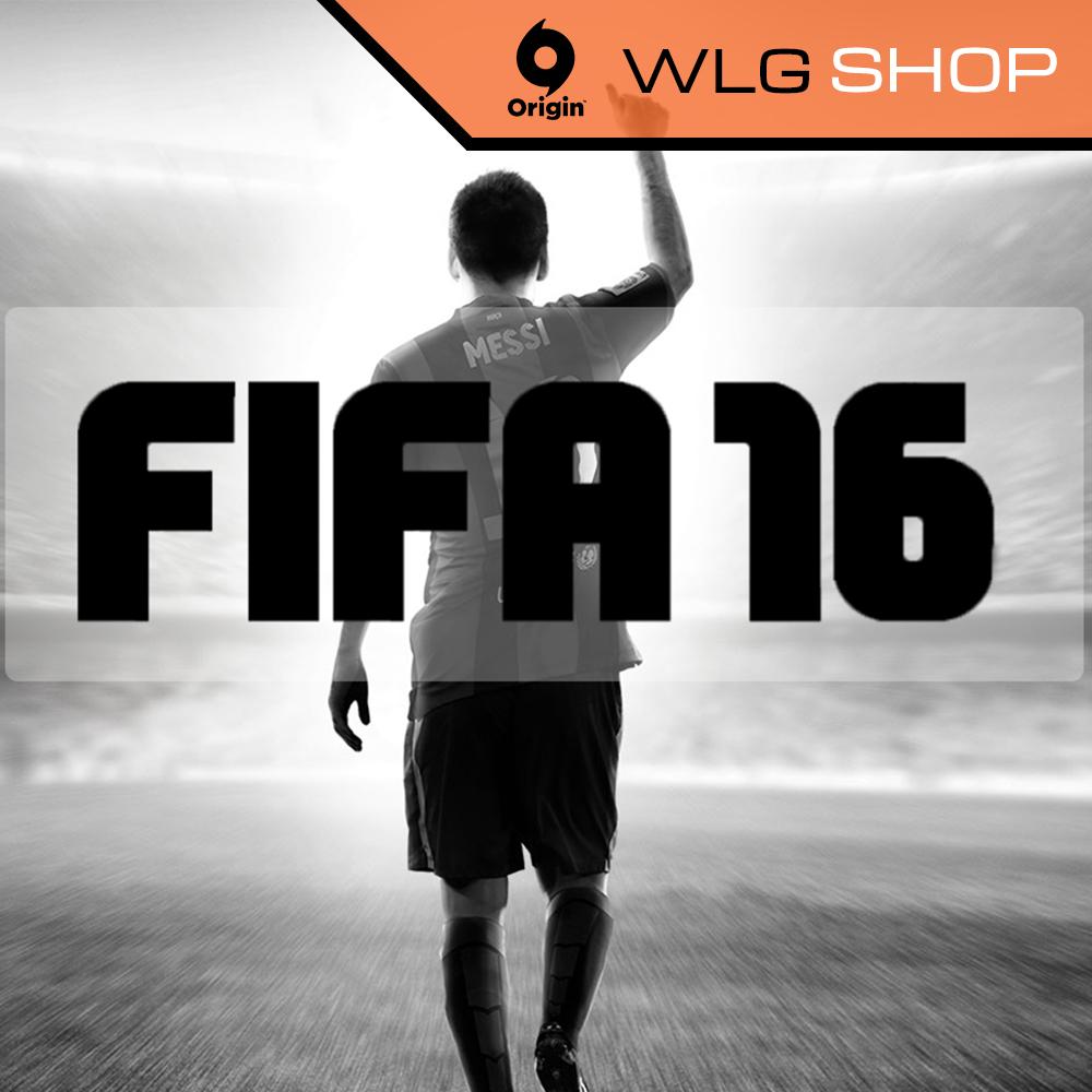 FIFA 16 [Гарантия + Подарки]