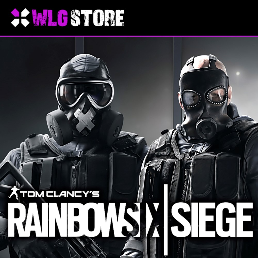 RAINBOW SIX SIEGE | REGION FREE | UPLAY