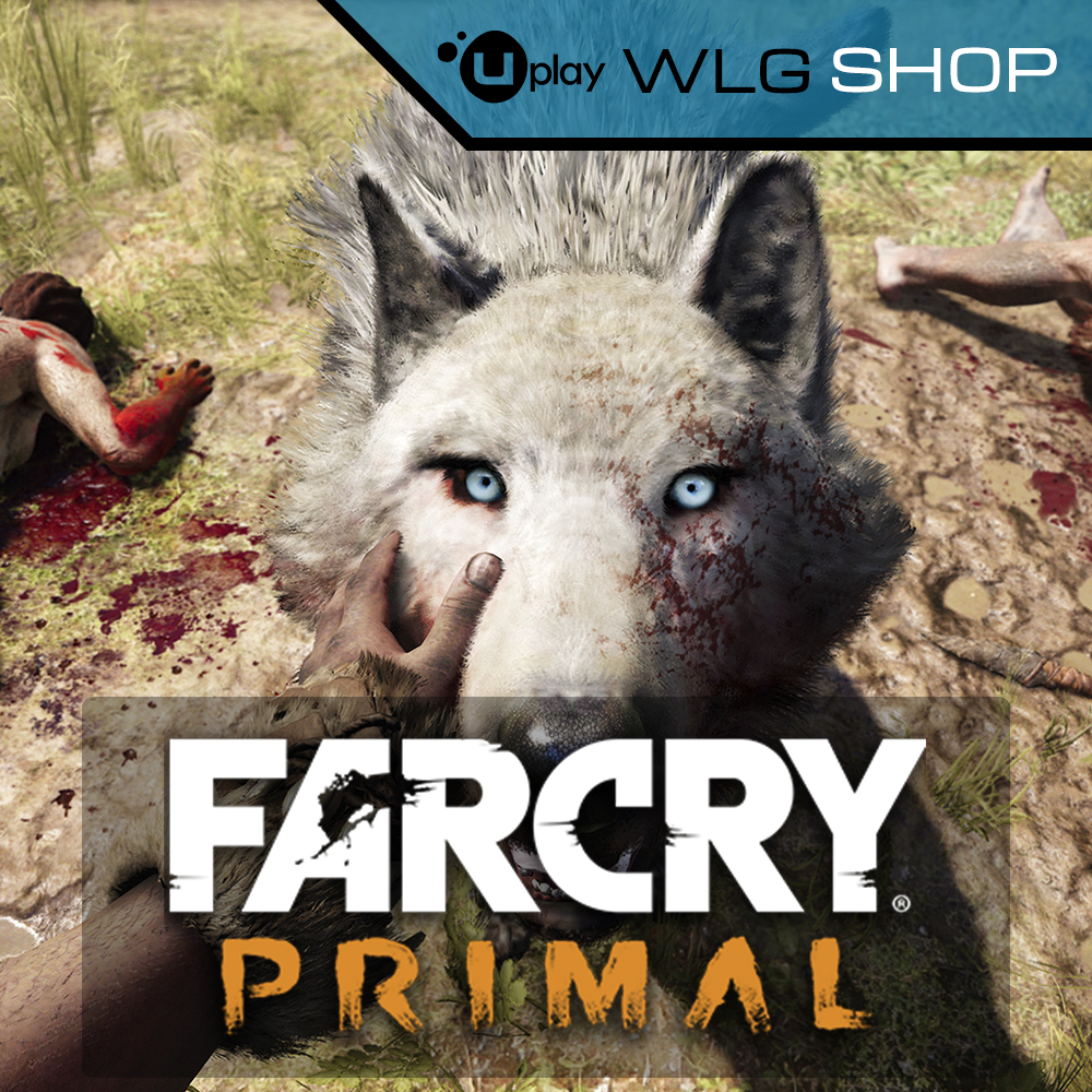 Far Cry Primal | region free | Uplay
