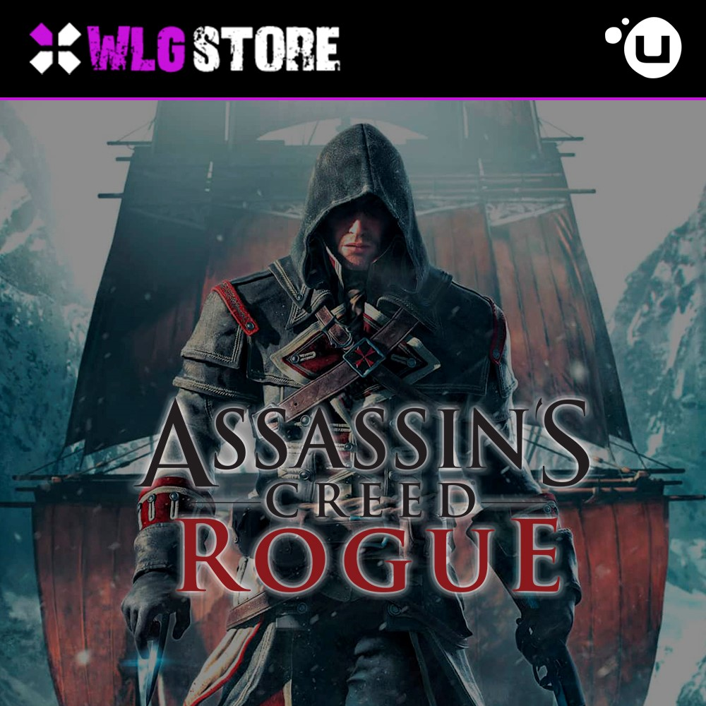 Assassin's Creed ROGUE [ГАРАНТИЯ] UPLAY