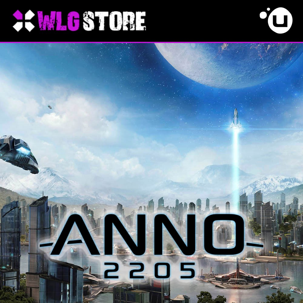 ANNO 2205 | REGION FREE | UPLAY 💎