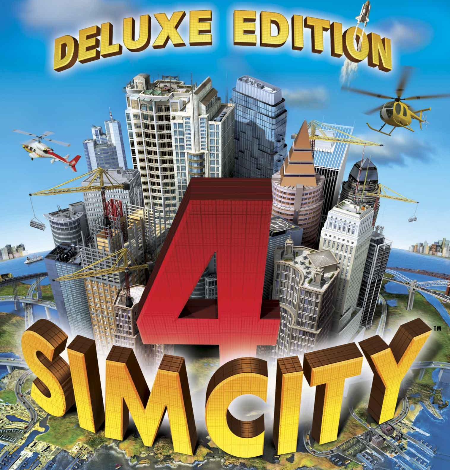 SimCity 4 Deluxe Edition [Guarantee] Origin
