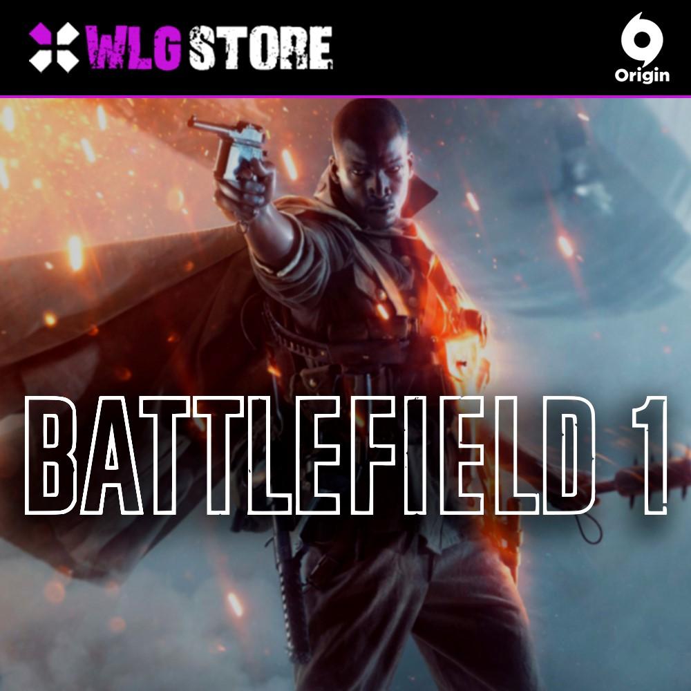 Battlefield 1   Гарантия   Region free   Origin
