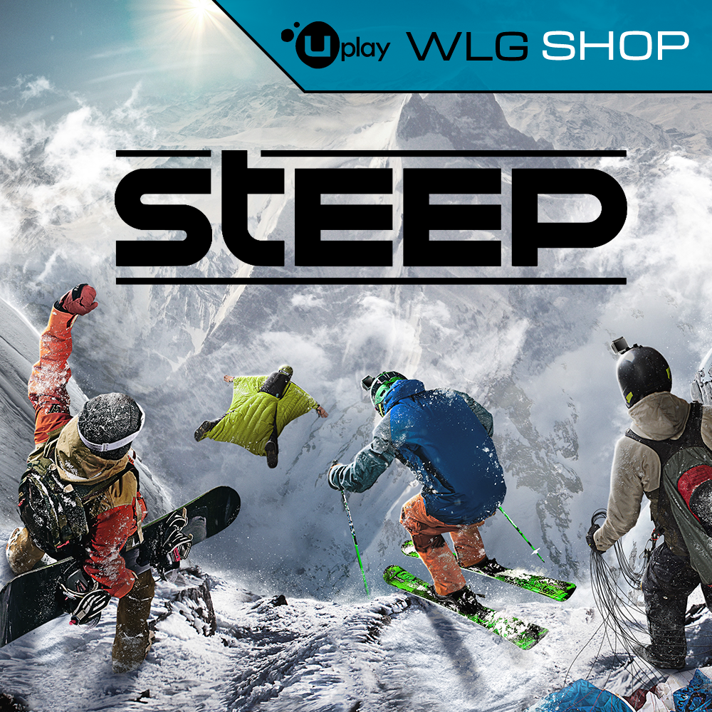 STEEP [REGION FREE] [WARRANTY+DISCOUNT] UPLAY
