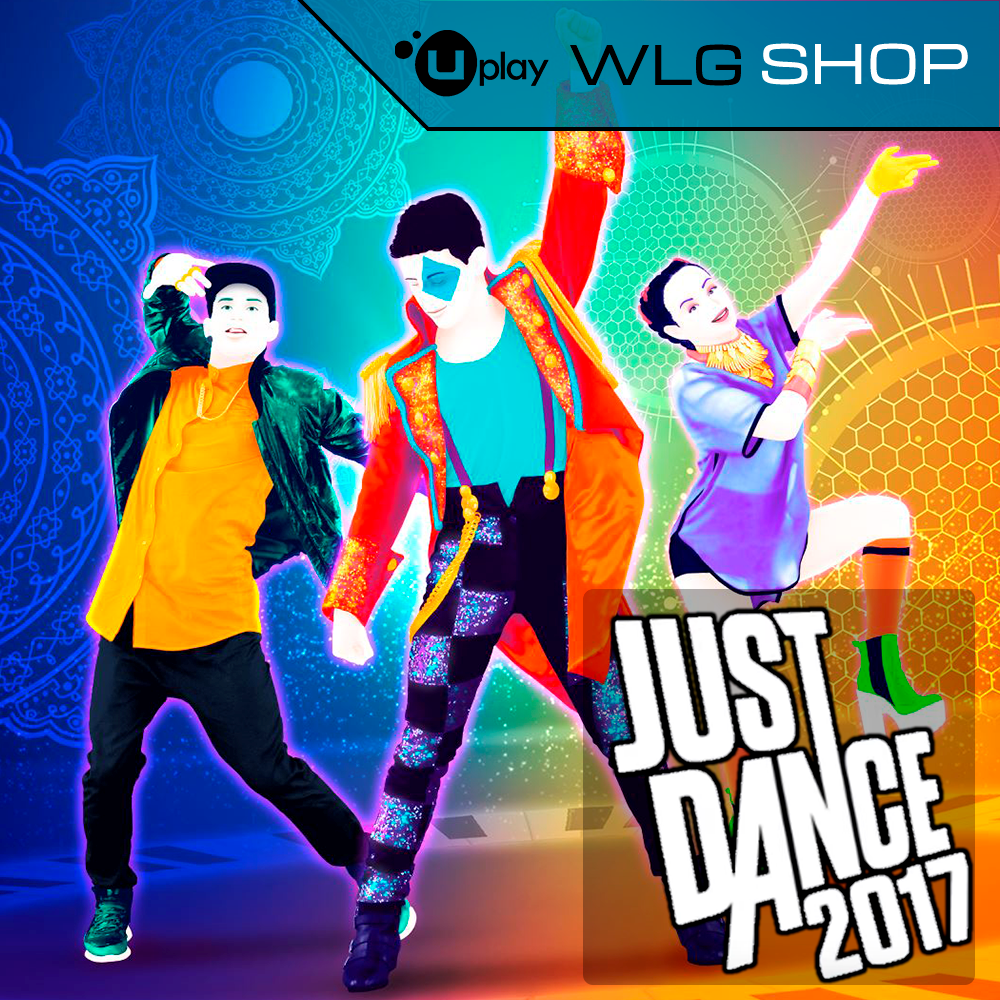 Just Dance 2017 [Guarantee]