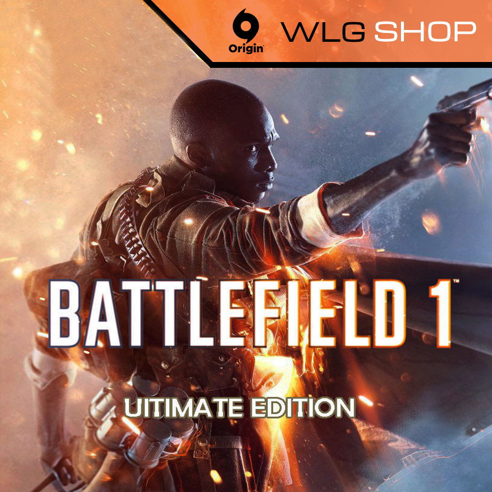 BATTLEFIELD 1 ULTIMATE EDITION REGION FREE | ORIGIN