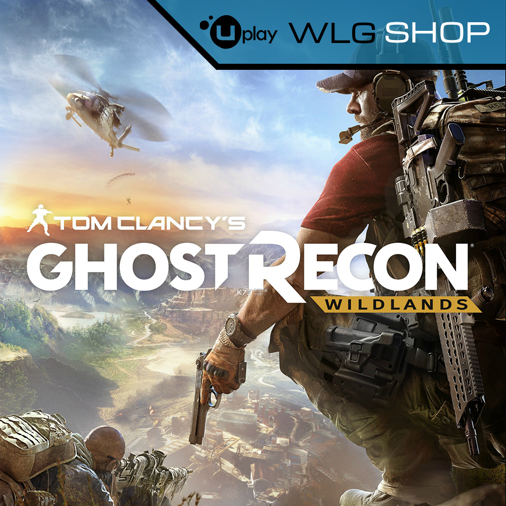 Tom Clancys Wildlands | Region Free | Гарантия | Uplay