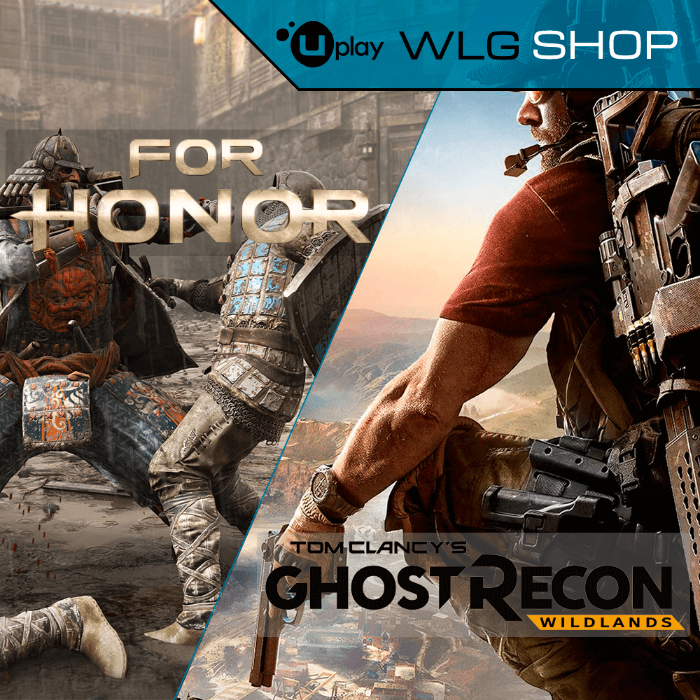 Tom Clancy´s Wildlands+FOR HONOR [Гарантия]