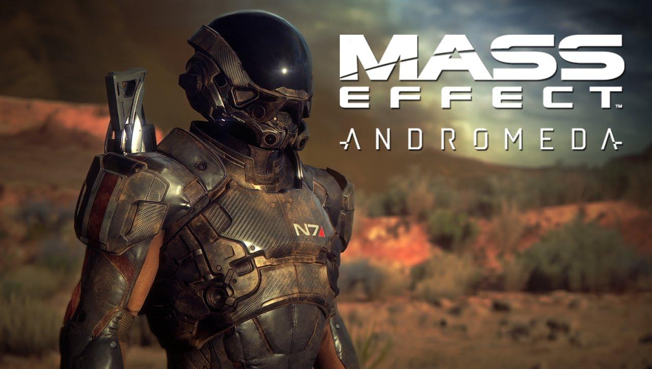 Mass Effect Andromeda | region free | Origin