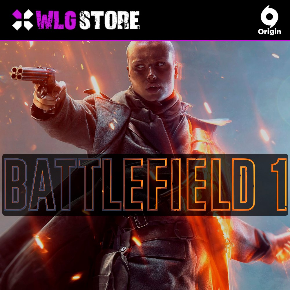 BATTLEFIELD 1 | REGION FREE | ORIGIN